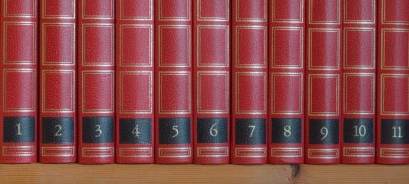 ლექსიკონები, ენციკლოპედიები, ცნობარები